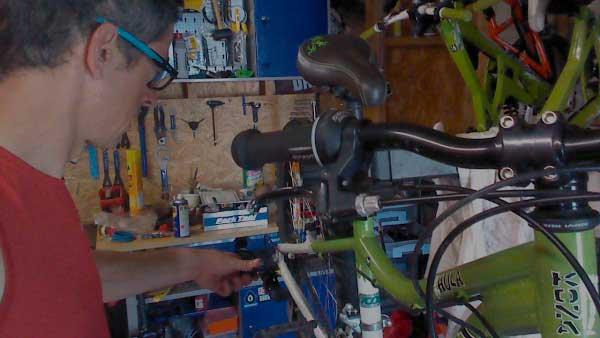 mécanique vélo